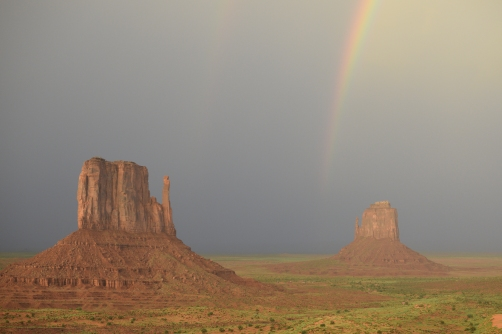 Monument Valley, Utah, photo by Farina King