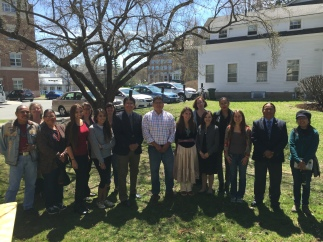 Water River Life Giver Symposium participants