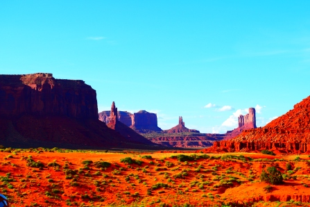 Monument Valley ©2015 BD King All Rights Reserved