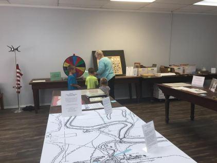 Eufaula Area Museum in Eufaula, Oklahoma