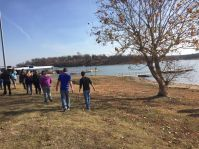 Students explore Lake Eufaula
