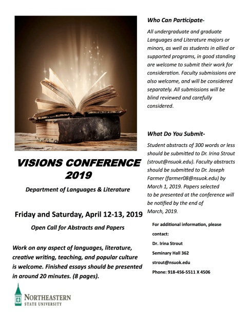 Visions NSU Conference