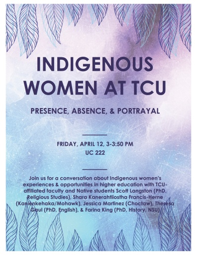 Indigenous Women TCU